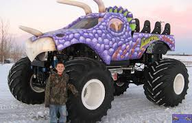 bigfoot monster truck wiki jurassic attack ride monster trucks wiki fandom powered by wikia