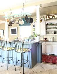 settle the controversy rugs in kitchens are they a do or a don i just love the antique and well worn vibe this rug gives my kitchen the rug is actually semi antique which means its between 30 60 years old