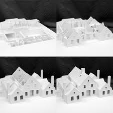 jacobsen architecture jacobsen architecture large scale residential take apart model lgm