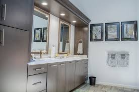 First Home Renovation White Quartz by Home Remodeling Richmond Balducci Additions And Remodeling