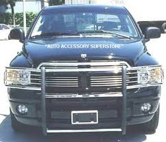 dodge ram superstore auto accessory superstore 02 05 dodge ram 1500 grille guard