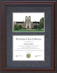 virginia tech diploma frame diploma frame with licensed virginia tech cus lithograph wordyisms