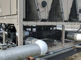 2008 york ylaa 115 ton air cooled chiller american equipment group