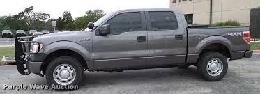 Ford F150 Truck Box - 2012 ford f150 xl supercrew pickup truck item da6929 tue