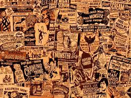 Vintage Halloween Ads 20 Kick Vintage Horror Movie Newspaper Ads Dread Central