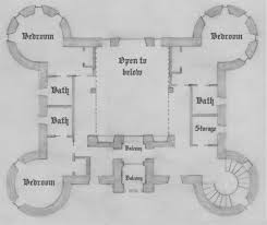 Floor Plan Castle Castlemagic Castle Plans