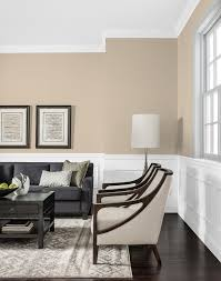 a stately neutral sand is pefect for interior main wall colors