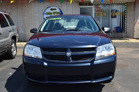 2008 dodge avenger se 4dr sedan in clinton township mi atlas motors