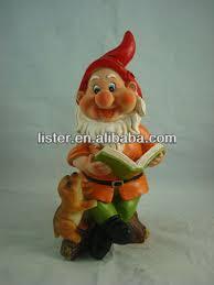 sitting lawn dwarfs resin statues lawn ornaments wholesale buy
