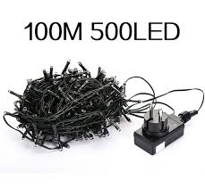 low voltage led string lights low voltage dc24v waterproof fairy string lights 100m 500led for