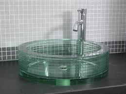 round glass vessel bath sink gs 112 sinks gallery