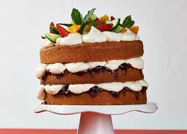posh cakes recipe sponge with pimm s sainsbury s