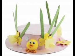 Decorate Easter Bonnet Ideas by Easter Bonnets Ideas Youtube