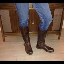 s boots knee high brown best 25 fry boots ideas on brown boots wide