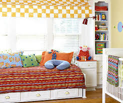 color in the nursery colorful kid rooms