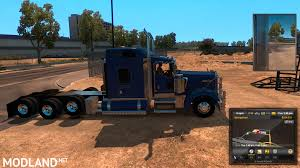 kenworth w900 kenworth w900 bu5ted edition updated 6 28 2017 mod for american