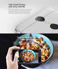ulefone metal 5 0inch mtk6735 3gb 16gb smartphone black