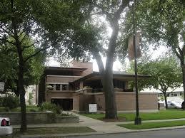frank lloyd wright u0027s robie house entrance university of chicago