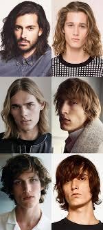 whats the trend for hair men s hairstyles trends for 2017 long hair karyn pinterest