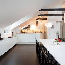 attic kitchen ideas kitchen design ideas with white cabinets and black dining chairs