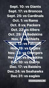 nfl thanksgiving schedule 2012 the 25 best dallas cowboys schedule 2017 ideas on pinterest
