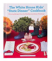 the white house kids u0027 u201cstate dinner u201d cookbook winning recipes