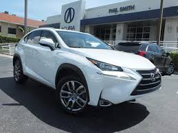 lexus dealership fort lauderdale used lexus nx for sale u s news u0026 world report