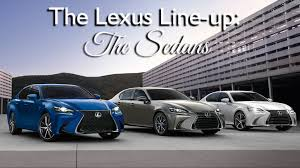 lexus ct200h atlanta which lexus is right for you the lexus line up the sedans youtube