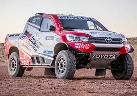 toyota desktop site toyota s dakar 2018 contender all new racing hilux wheels24
