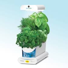 miracle gro aerogarden 3sl with gourmet herb 3 pod seed kit