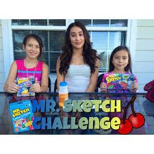 mr sketch challenge youtube