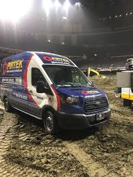 monster truck jam new orleans pirtek helps keep monster truck event on schedule story id