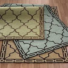 The Company Store Rugs Arabesque Indoor Outdoor Rug Yellow View All Rugs Cost Plus