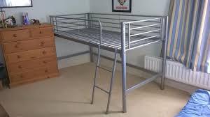 Cabin Bed Frame Next Cabin Bed Metal Frame Single Bed Mid Sleeper In Faversham
