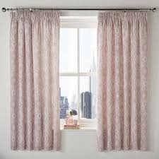 Blush Pink Curtains Alford Blush Pink Quilt Cover Sets Matching Curtains