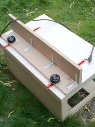 simple router table fence plans benches