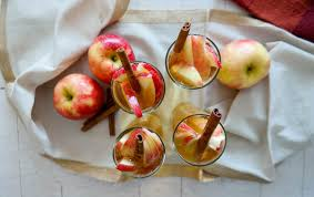 sparkling apple cider sangria with martinelli s wishes reality