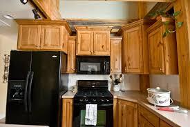 photo 9284 rustic cherry kitchen cabinets