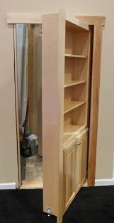 amazon com hidden door book case flush mount 32