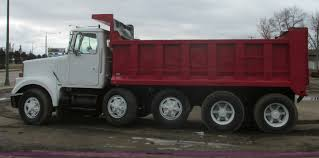 volvo dump truck 1984 volvo white dump truck item e5308 sold april 24 co