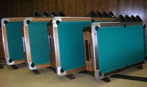 rec warehouse pool tables billiard pool table storage va wv nc sc md dc