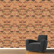 wallpaper for entire wall brick wall mural decal texture wall decal murals primedecals