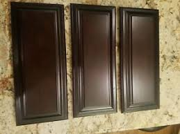 is kraftmaid a cabinet kraftmaid peppercorn cherry set of 3 drawer fronts kitchen