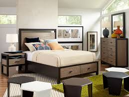 Cal King Bedroom Furniture Rent The Helix Cal King Bedroom With Storage Footboard Cort