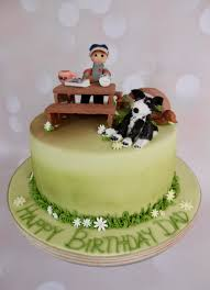 pub garden birthday cake the flying pig cake emporium