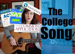 the college song by christina martino youtube