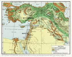 Gennesaret Map Jewry 11 The Faked Occupation Under A Josua Appr 1230 1220 B C