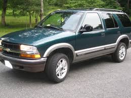 1995 chevrolet blazer u2013 1994 2004 chevrolet blazer repair manuals
