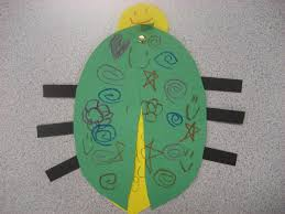 kinder doodles buggy about insects