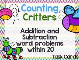 primary resources addition and subtraction word problems year 4